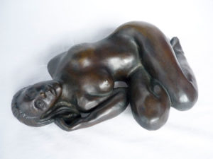 Reclining Nude 900