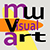Mitchell Warner Visual Art Logo